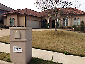 Thomas Coopwood's Residence, 6717 Valburn Drive