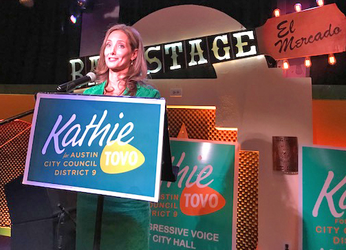 Mayor Pro Tem Kathie Tovo lays out her values and goals in seeking a third term on the Austin City Council.