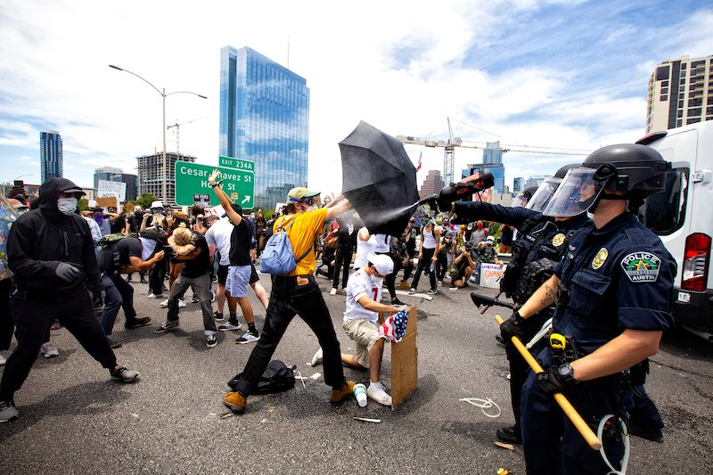 What happened to reimagining Austin's policing?
