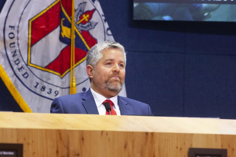 Flannigan loses election, lands plum job